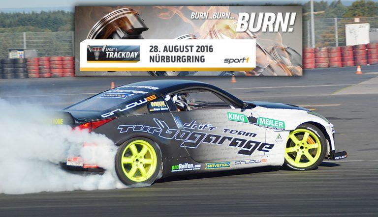 Sport1 Trackday Nürburgring 2016