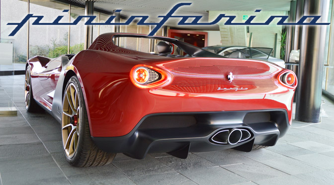 Zu Besuch bei Pininfarina