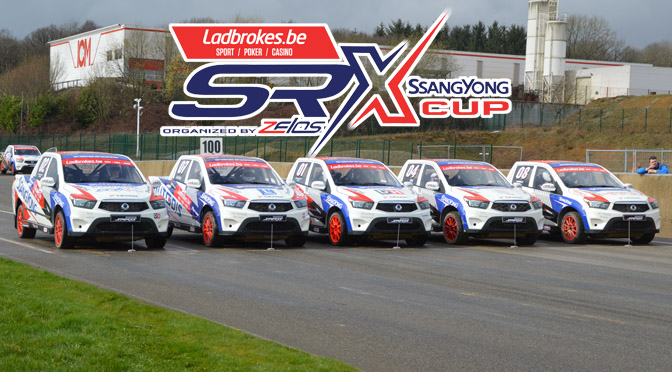 SsangYong SRX Cup – 2. Lauf Circuit Jules Tacheny