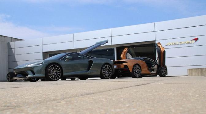 Der neue McLaren GT