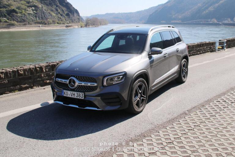 Der neue Mercedes GLB